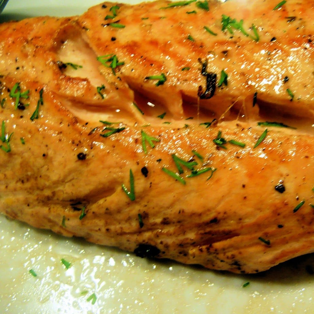 Lemon-Dill Salmon