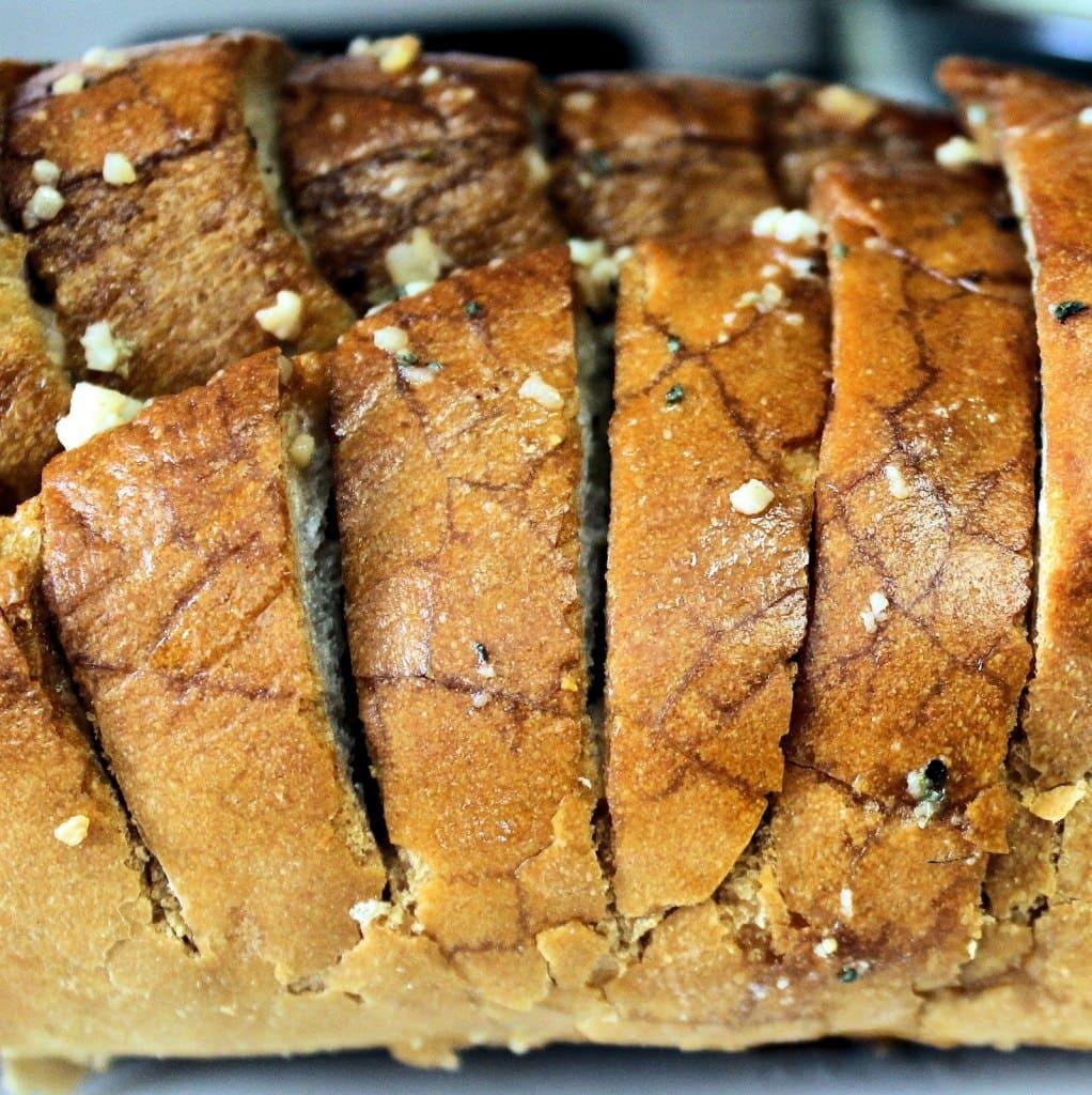 Quick Garlic Bread