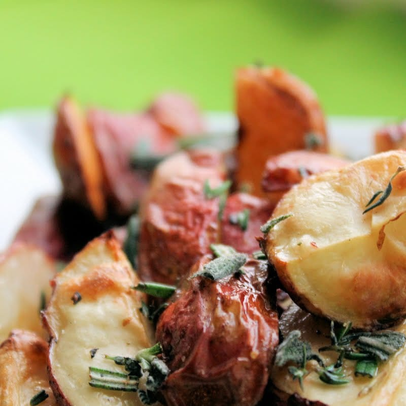 Truffled Roasted Potatoes