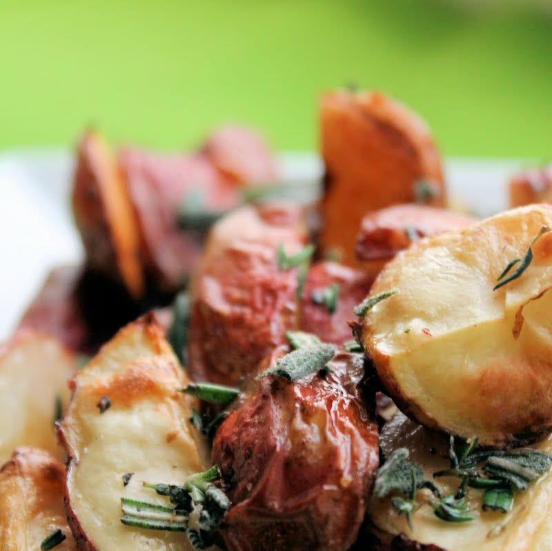 Truffled Roasted Potatoes