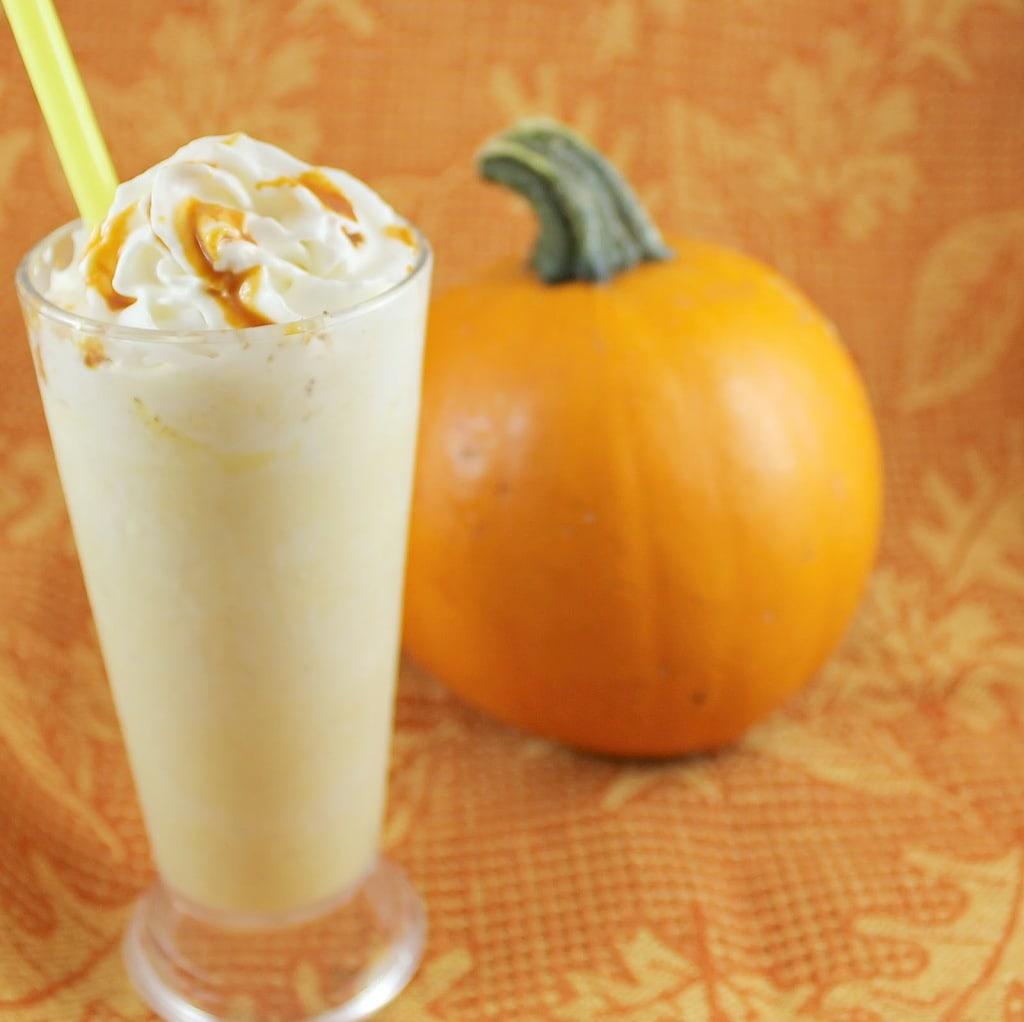 Pumpkin Pie Milkshakes & Making Your Own Pumpkin Puree