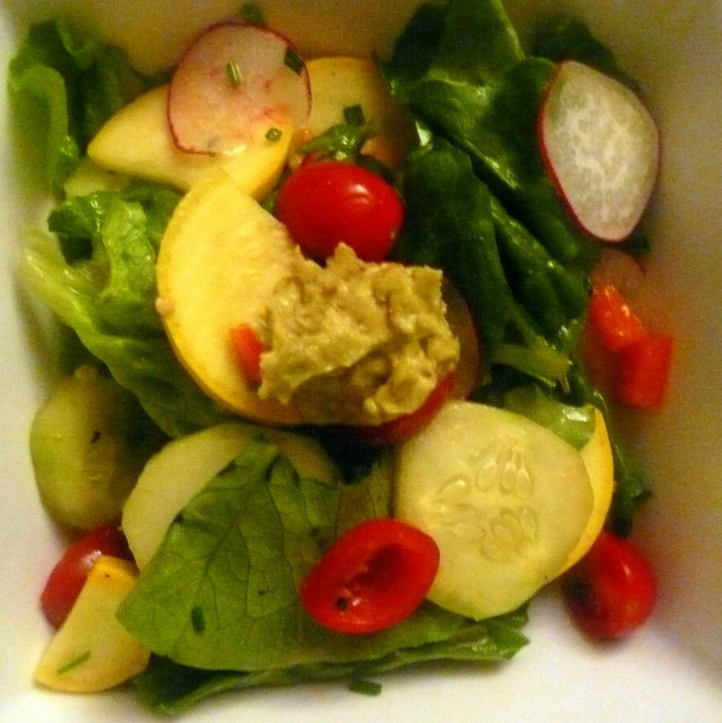 Summer Garden Salad