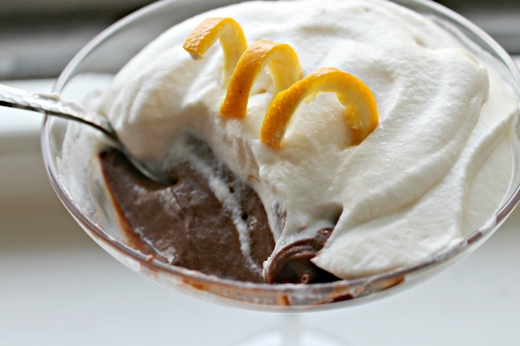 Julia Child's Chocolate Mousse (JC100)
