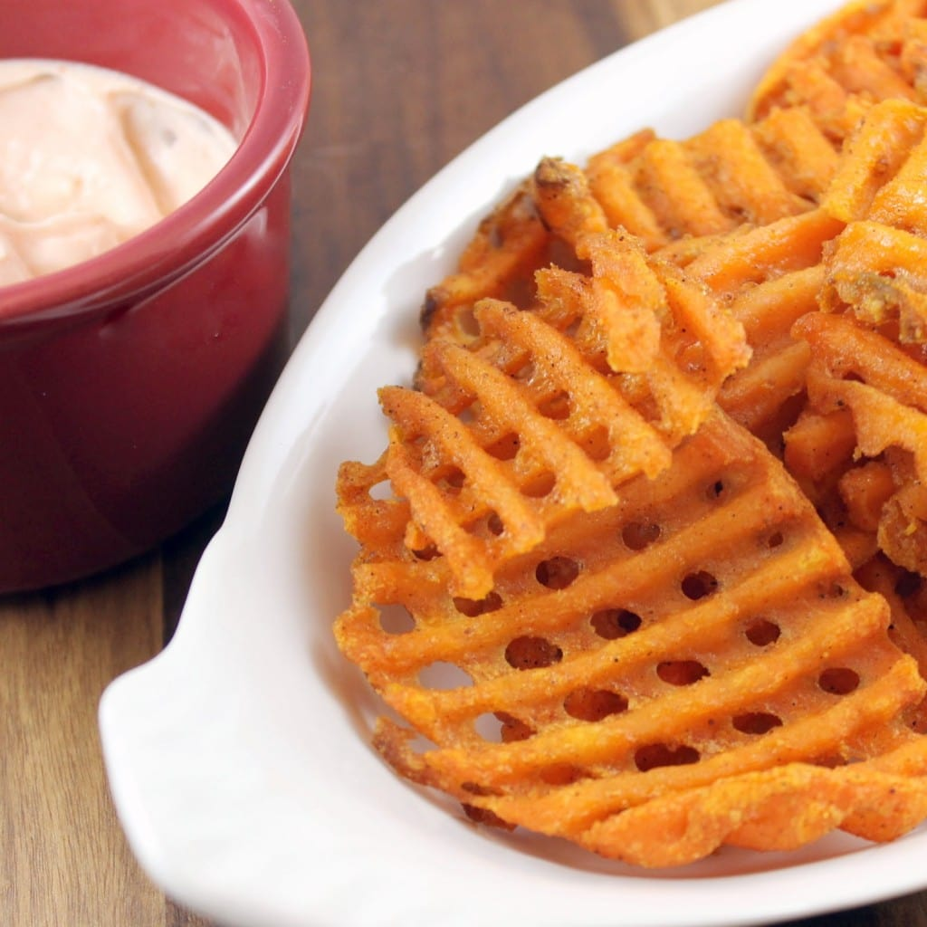 Alexia Waffle Cut Sweet Potato Fries