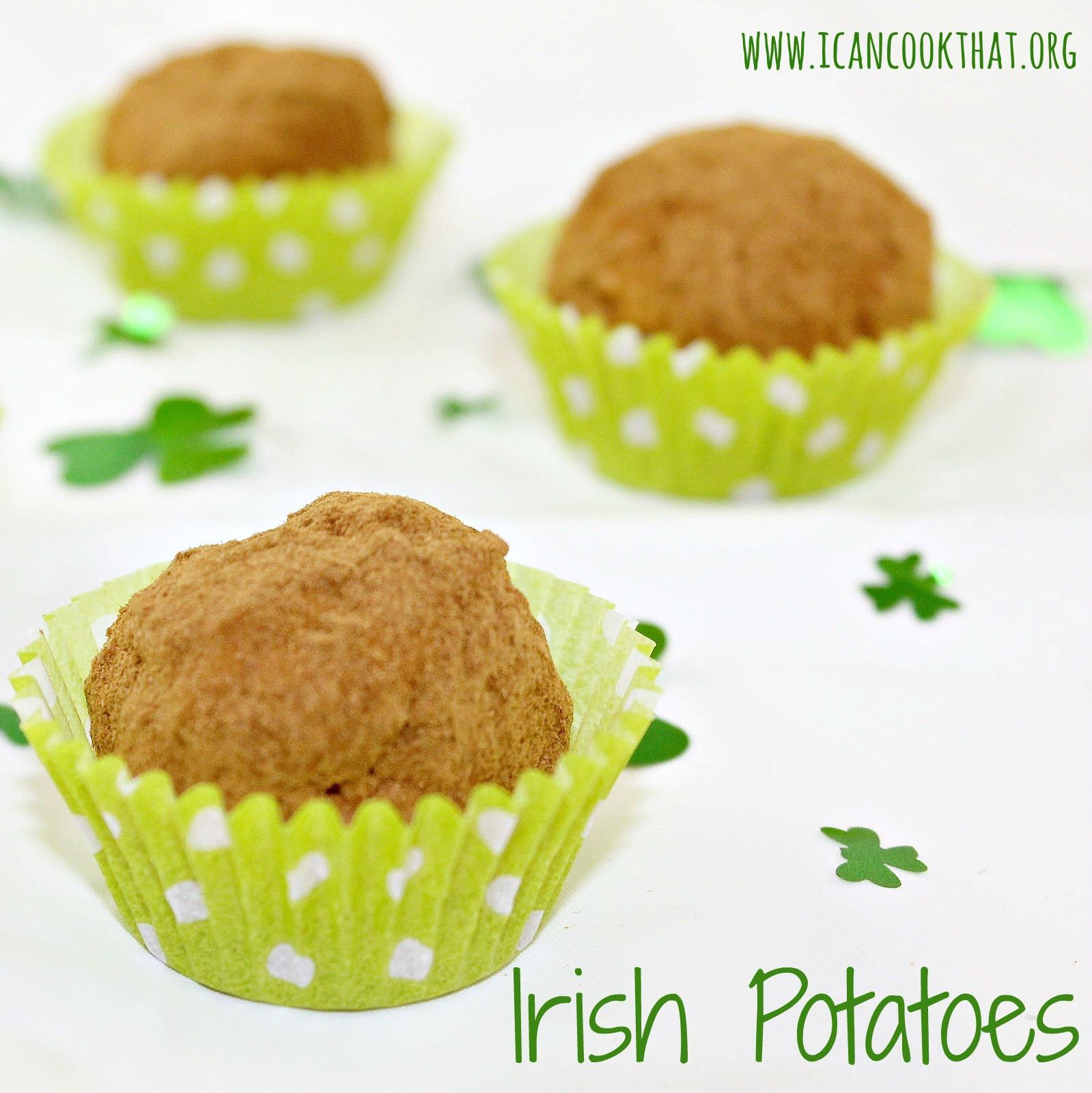 """""""Irish Potatoes"""""""