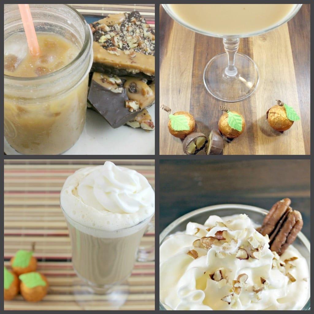 Godiva Coffee – Pumpkin Spice & Caramel Pecan Bark