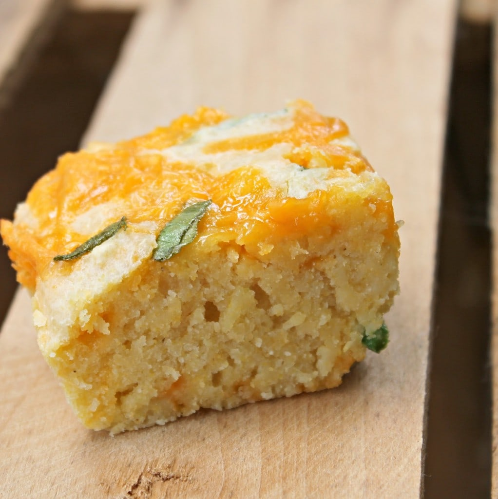 Jalapeno Cheddar Cornbread Recipe - I Can Cook That | I Can Cook That
