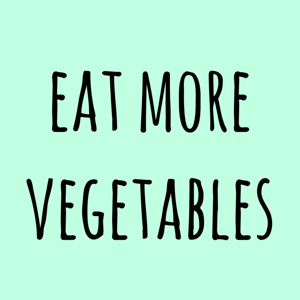 TIP #1 for T-fal's Healthy Summer Challenge, Eat More Vegetables