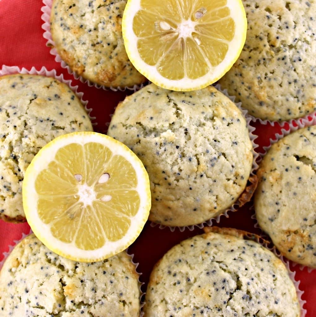 Coconut-Lemon Poppy Seed Muffins
