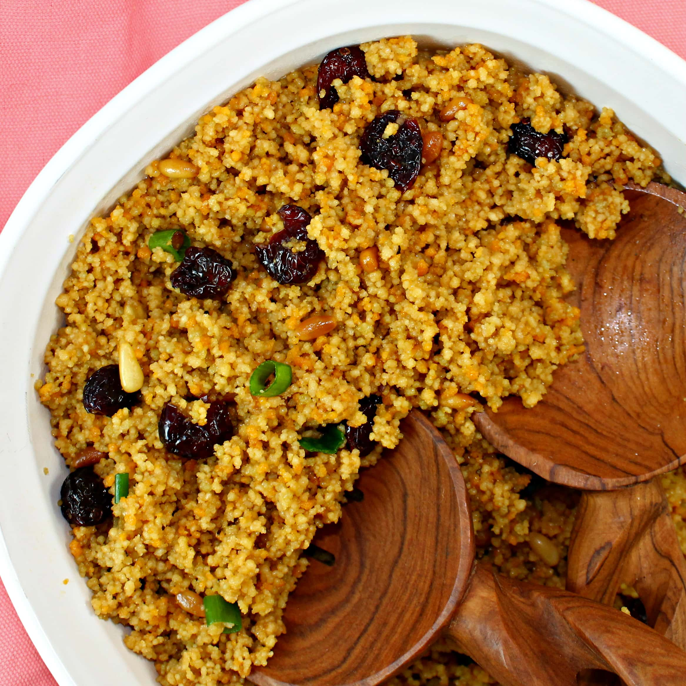 How To Cook Couscous With Nuts