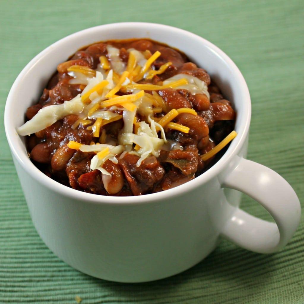 Tri-Vegetarian Chili