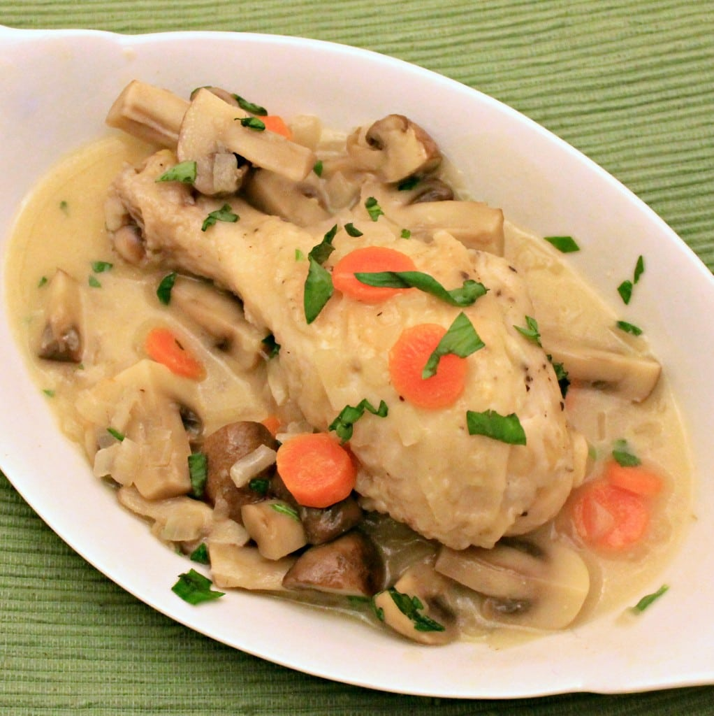 chicken tarragon chicken fricassee recipe yummly chicken fricassee ...