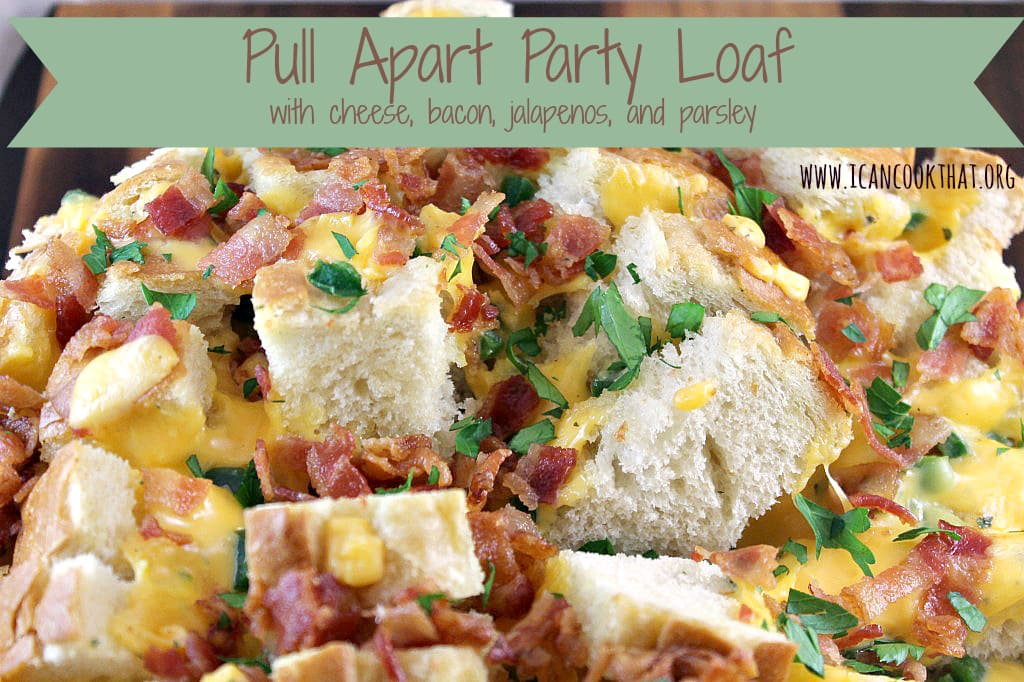 Pull Apart Party Loaf