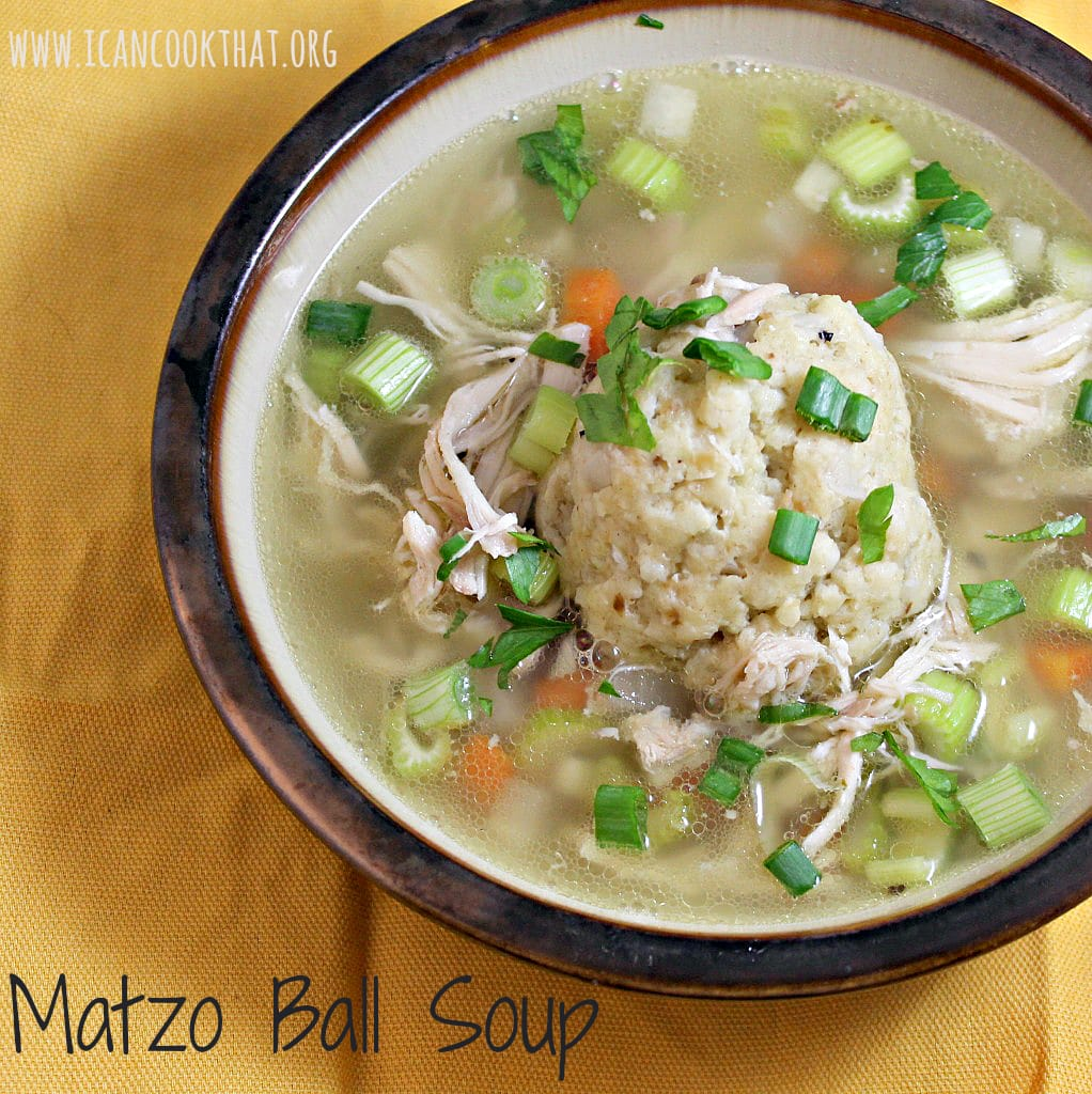 Chicken Soup With Matzo Balls Barefoot Contessa