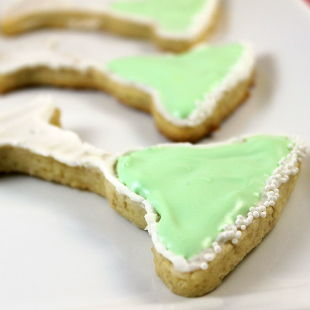 Margarita Sugar Cookies