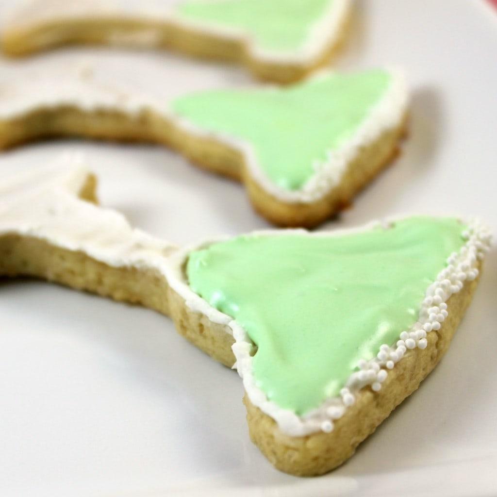 Margarita Sugar Cookies