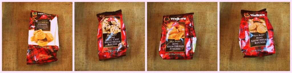 Walkers Mini Cookies