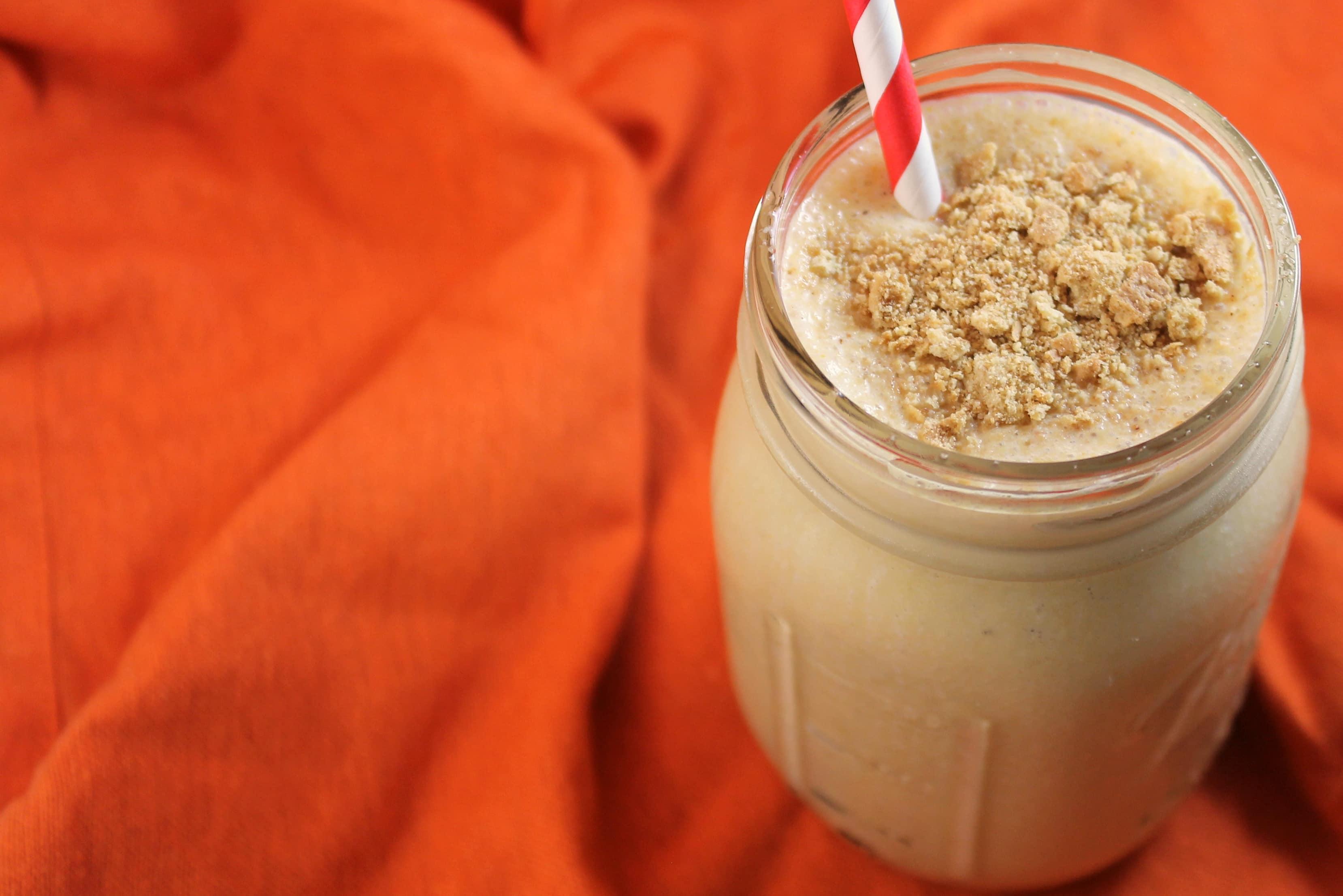 Pumpkin Pie Milkshakes Recipe | I Can Cook That
