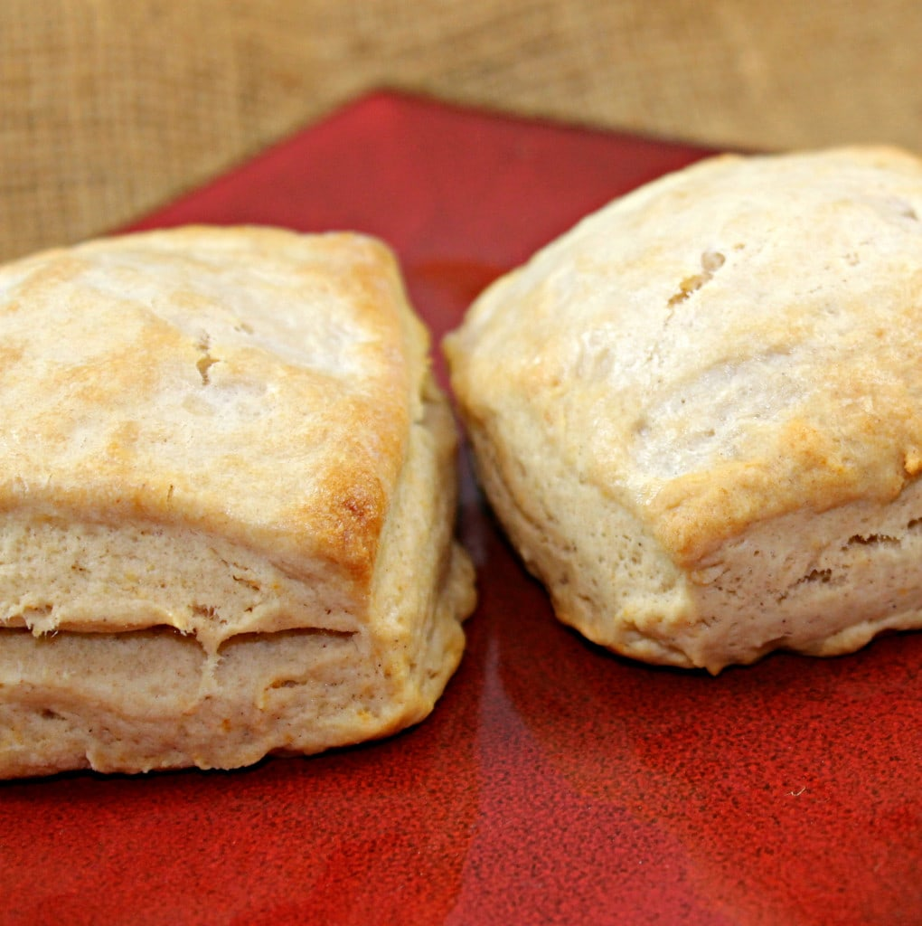 Honey Butter Biscuits Recipe — Dishmaps
