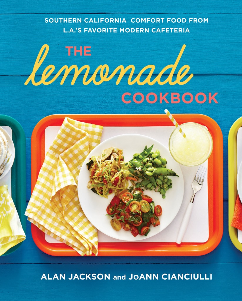 COVER Lemonade Cookbook, The