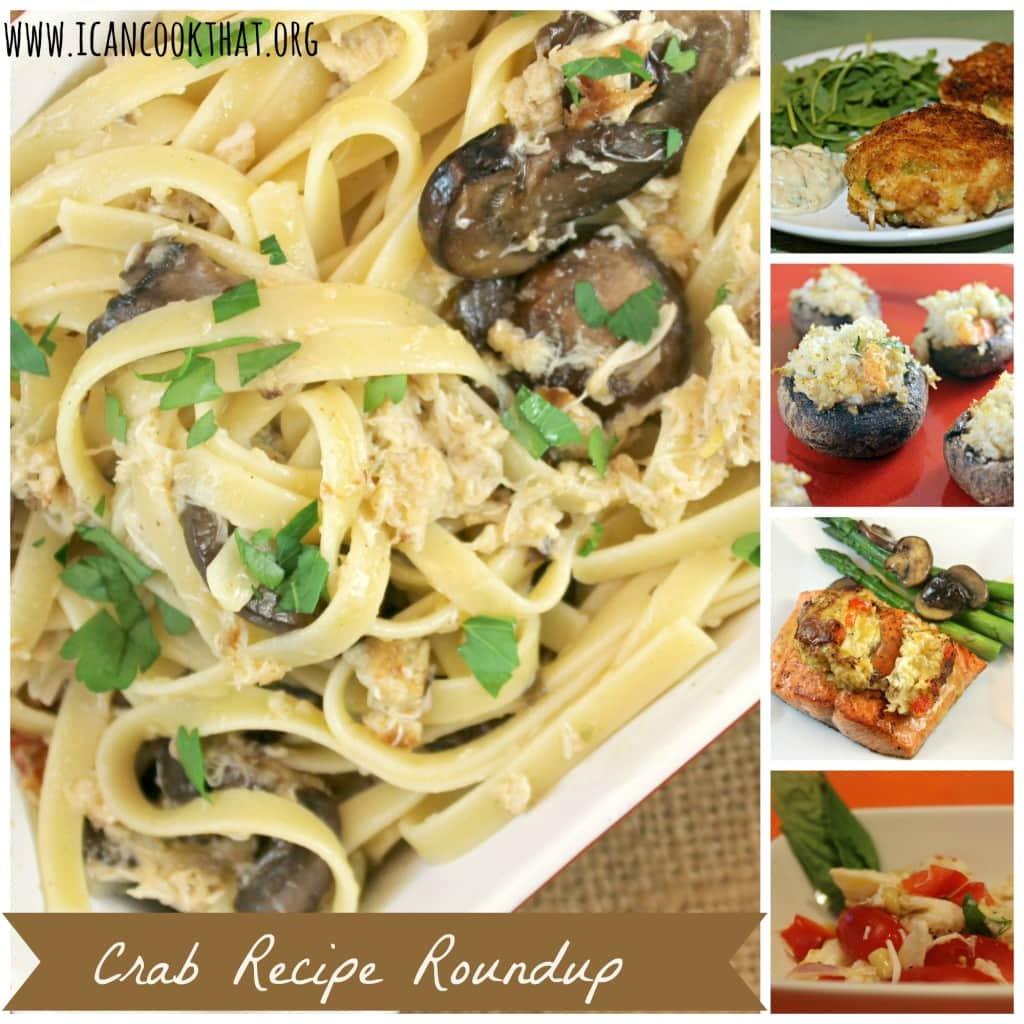 Crab Recipe Roundup