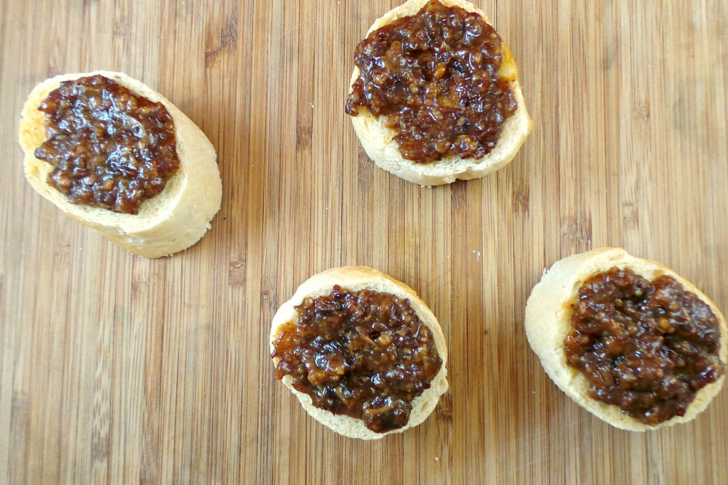 Slow Cooker Maple Bourbon Bacon Jam - I Can Cook That
