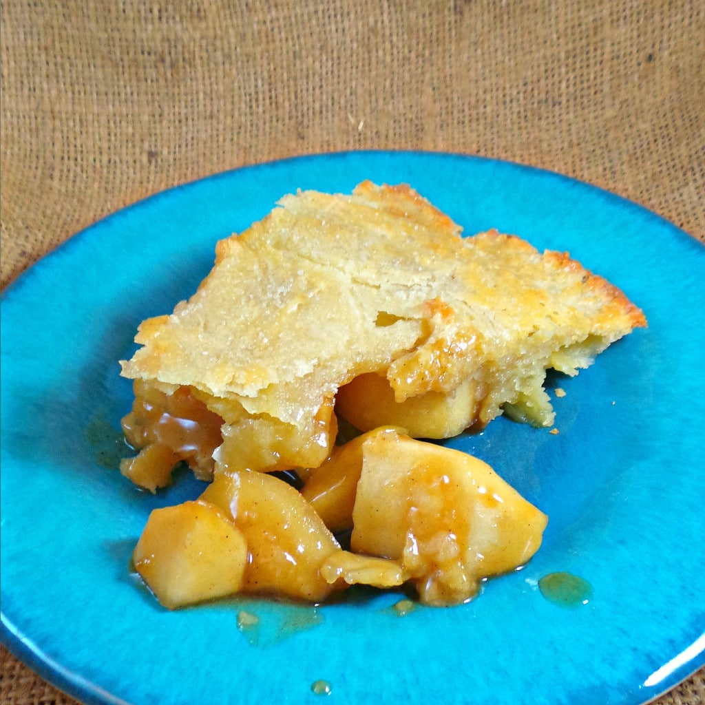Caramel Apple Pie - I Can Cook That