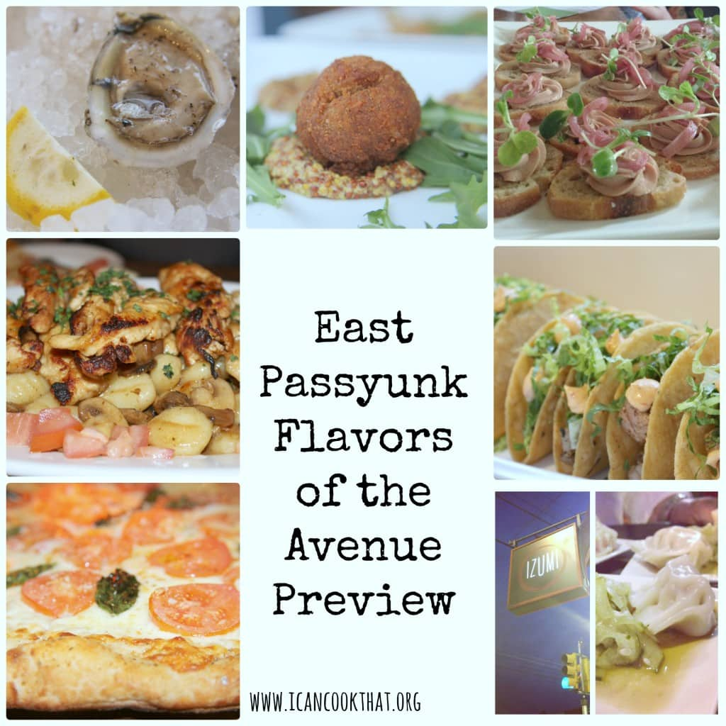 Flavors of the Avenue Preview
