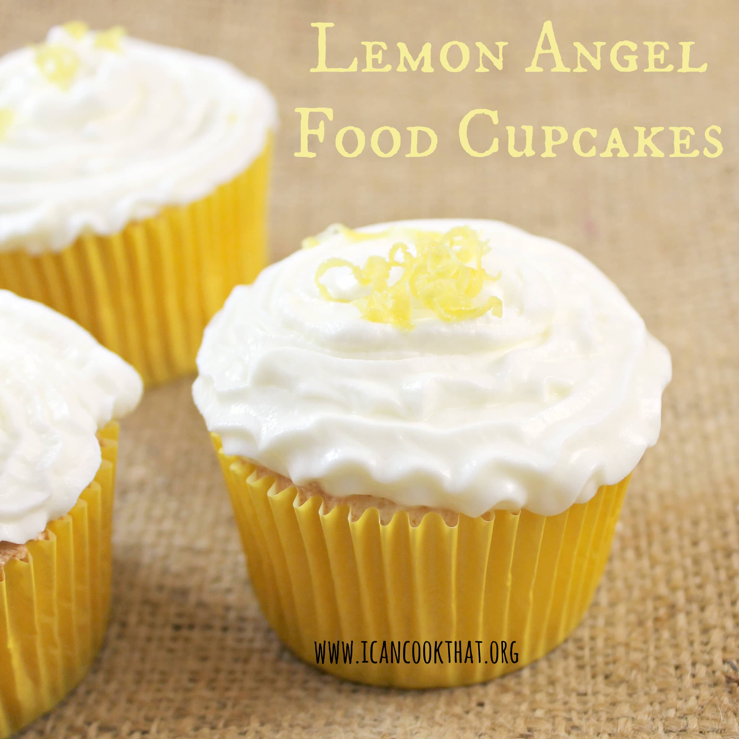 Lemon Angel Food Cake Martha Stewart