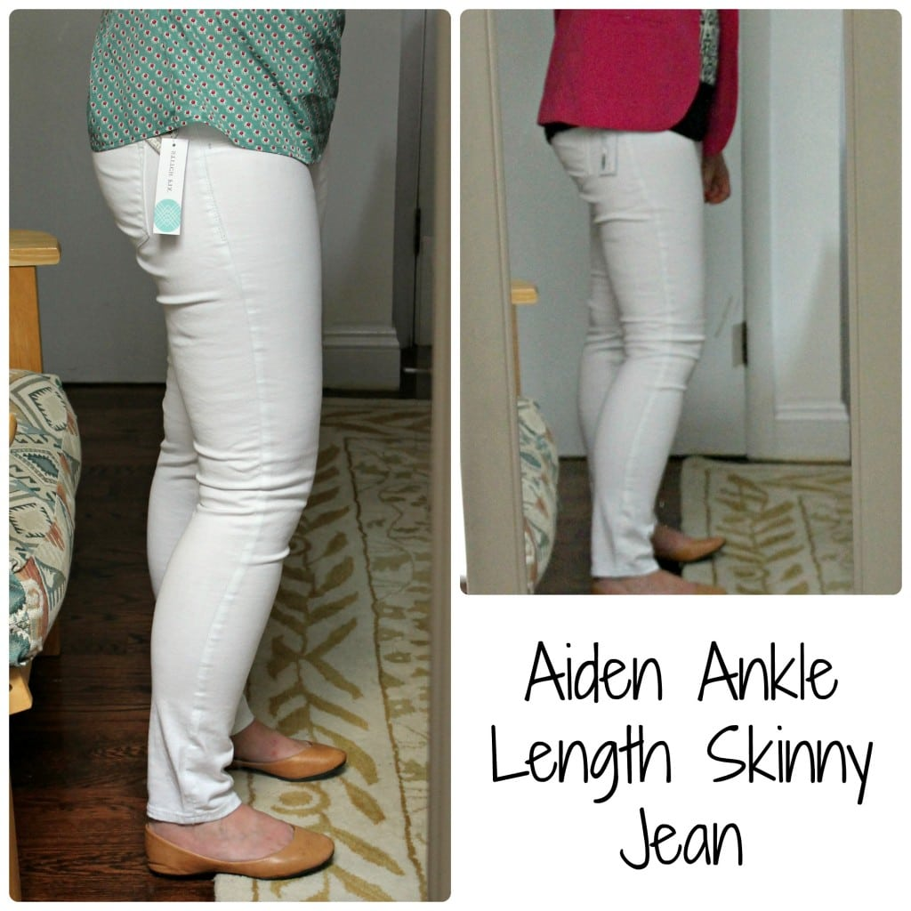 Aiden Ankle Length Skinny Jean