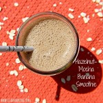 Hazelnut-Mocha Banana Smoothie