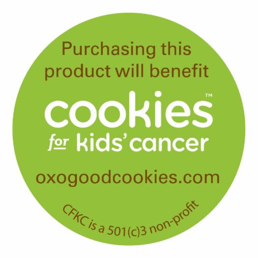 #OXOGoodCookies