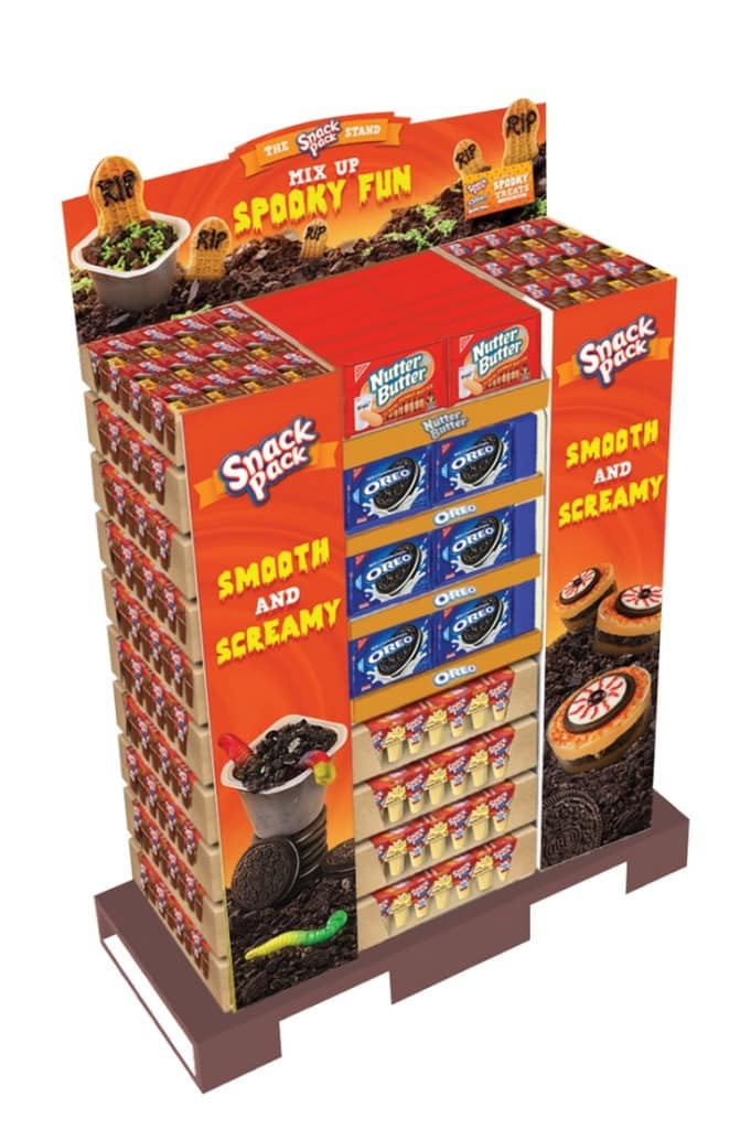 Snack Pack Stand