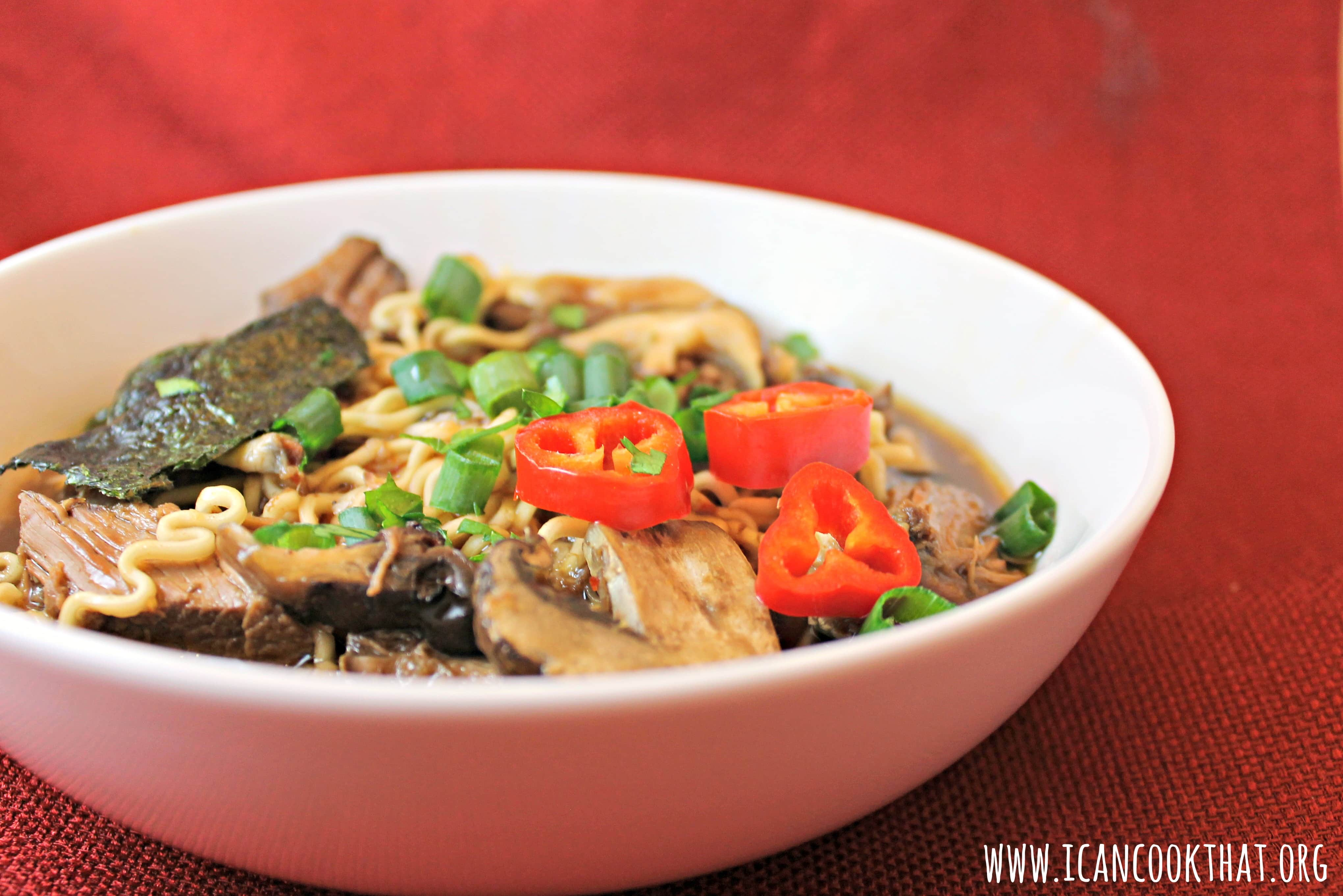 Slow cooker beef ramen recipe i can cook that slow cooker beef ramen forumfinder Images