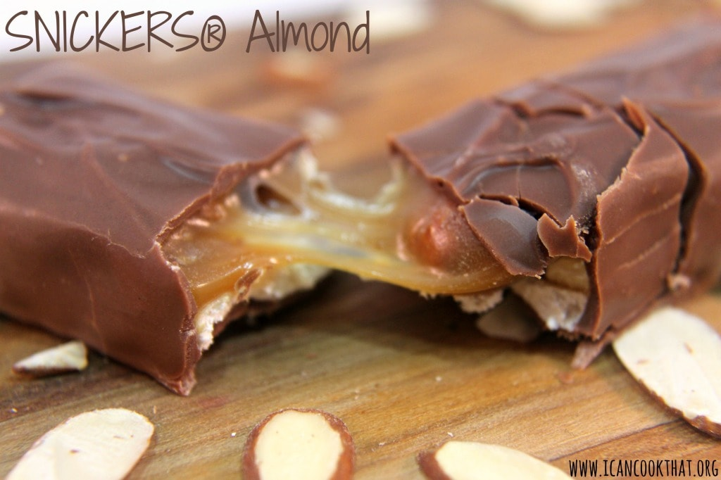 SNICKERS® Almond