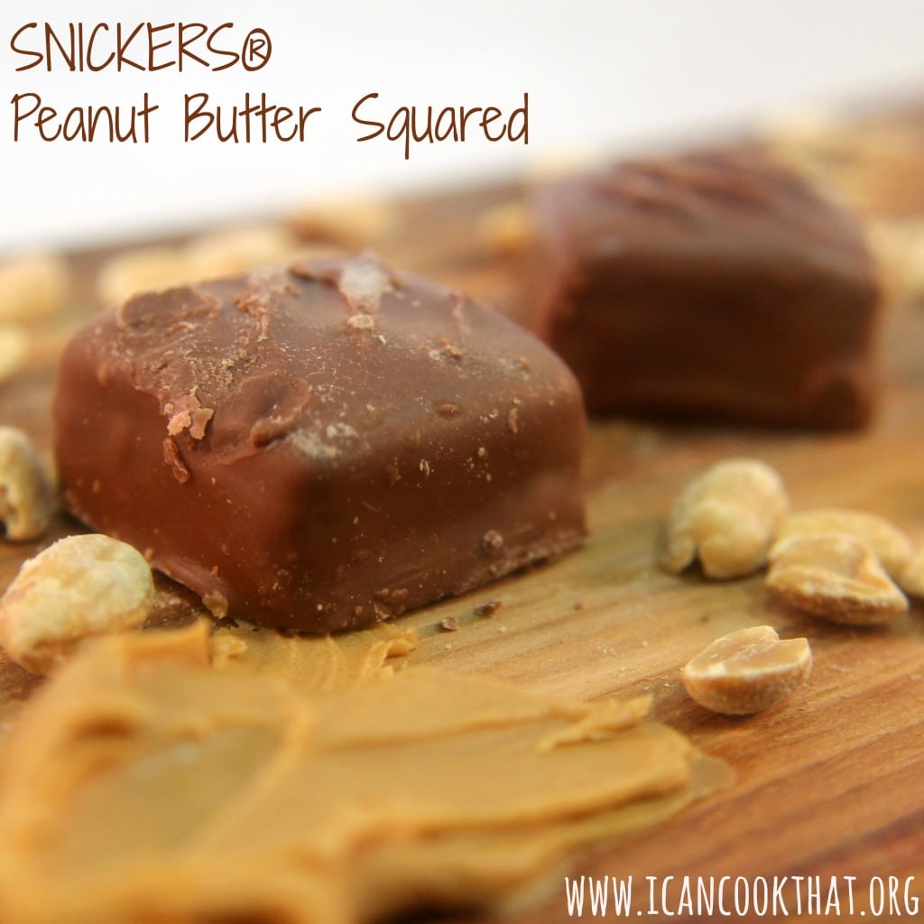 SNICKERS® Peanut Butter Squared