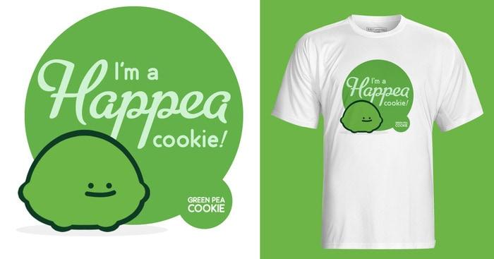 source: https://www.kickstarter.com/projects/1877303117/green-pea-cookie