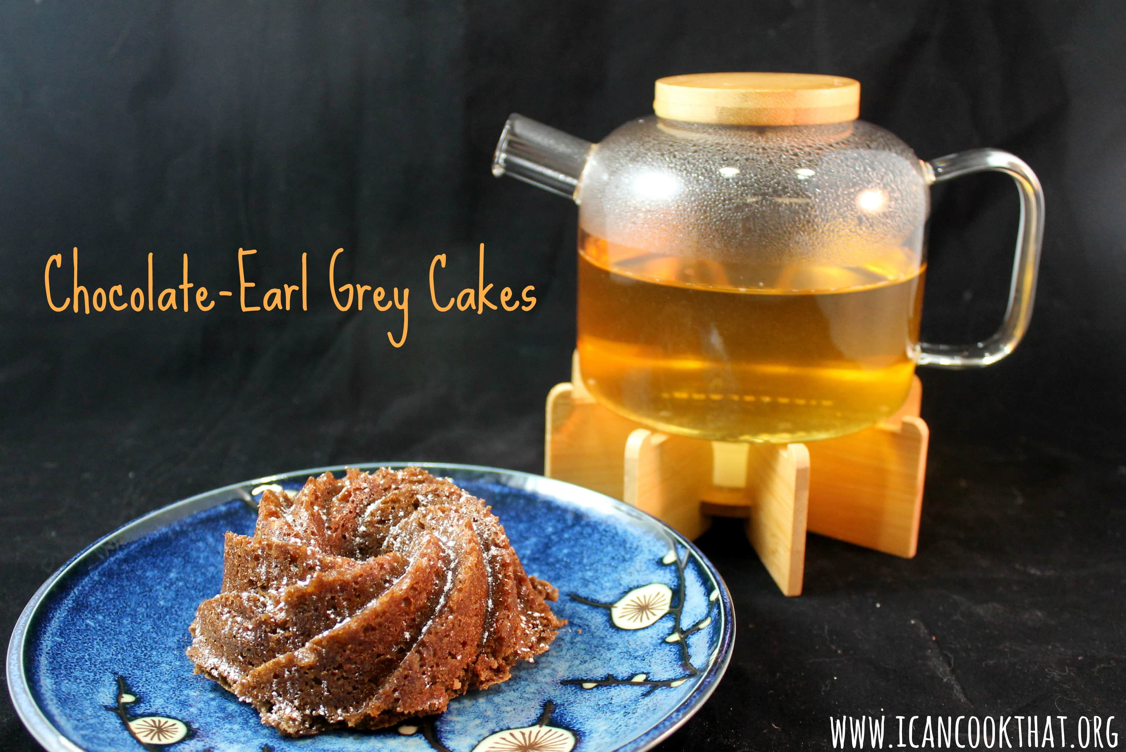 The Earl Grey flavor is subtle but it's definitely there. Who knew ...