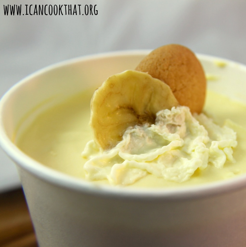 Sweet Life Bakeshop Banana Pudding