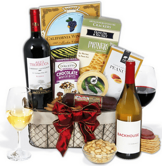 Mother's Day Wine basket
