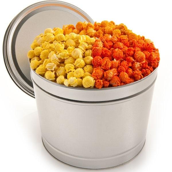 Pops' Top Popcorn Picks Tin