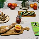 Farm-to-Table Dinner with Door-to-Door Organics #MyFarm2Table