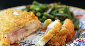 New Barber Foods Chicken Cordon Bleu & Sauteed Green Beans #SimplySpecialMeals