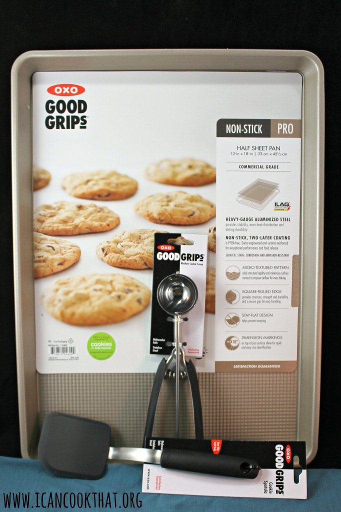 OXO Cookie Kit