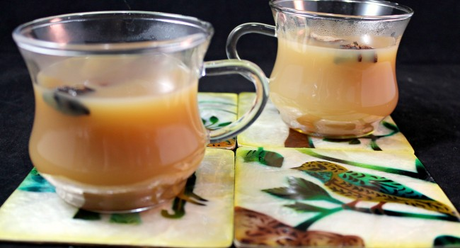 {Giveaway} Chai Toddy