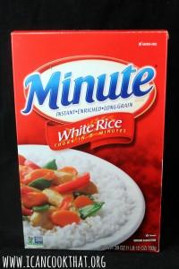Minute Rice #ChineseNYeats