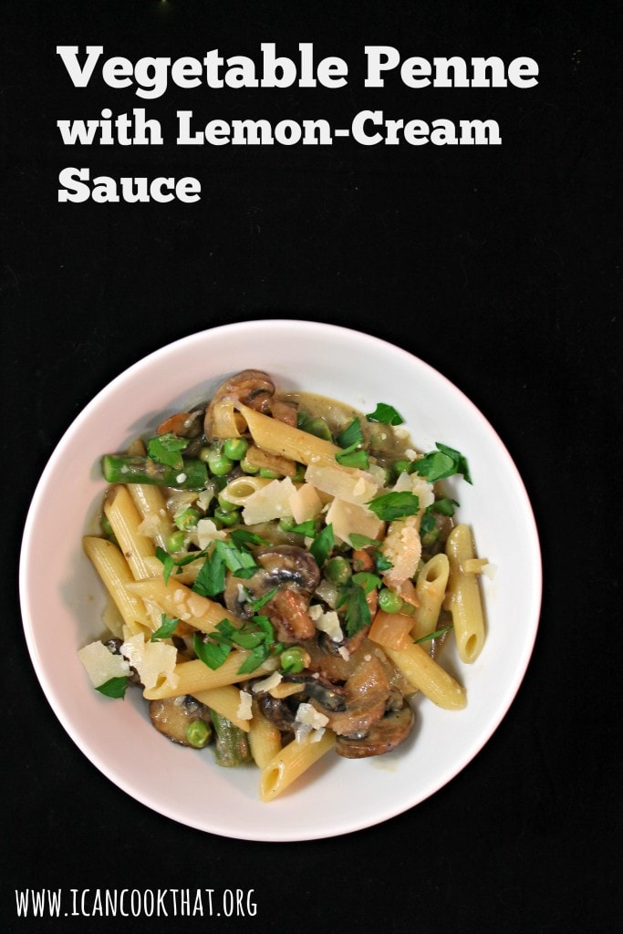 """The pasta recipe is a """"two pot meal"""" so it comes together pretty ..."""