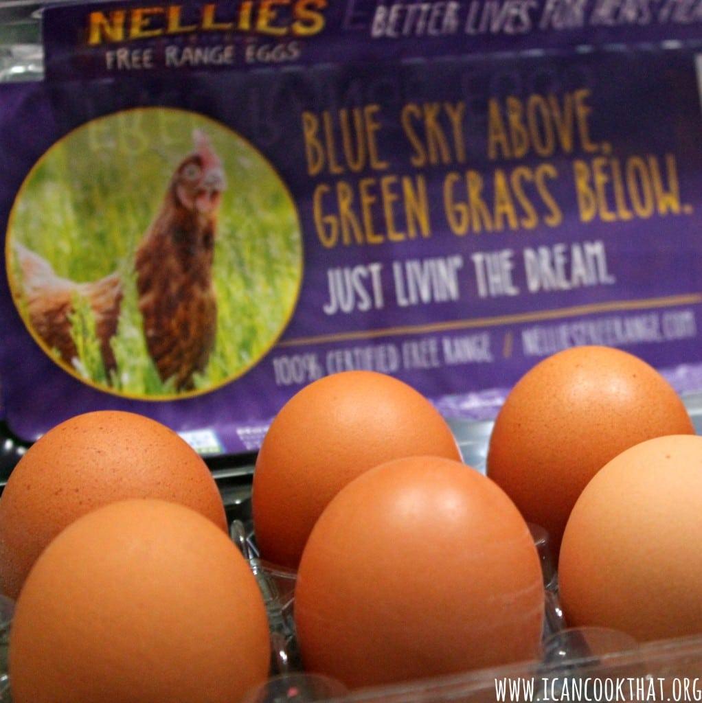 Nellie's Free Range Eggs
