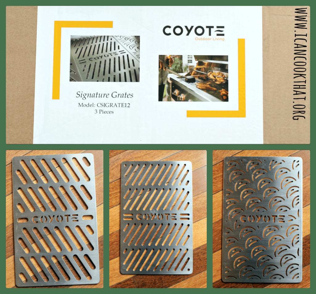 Coyote Signature Grates