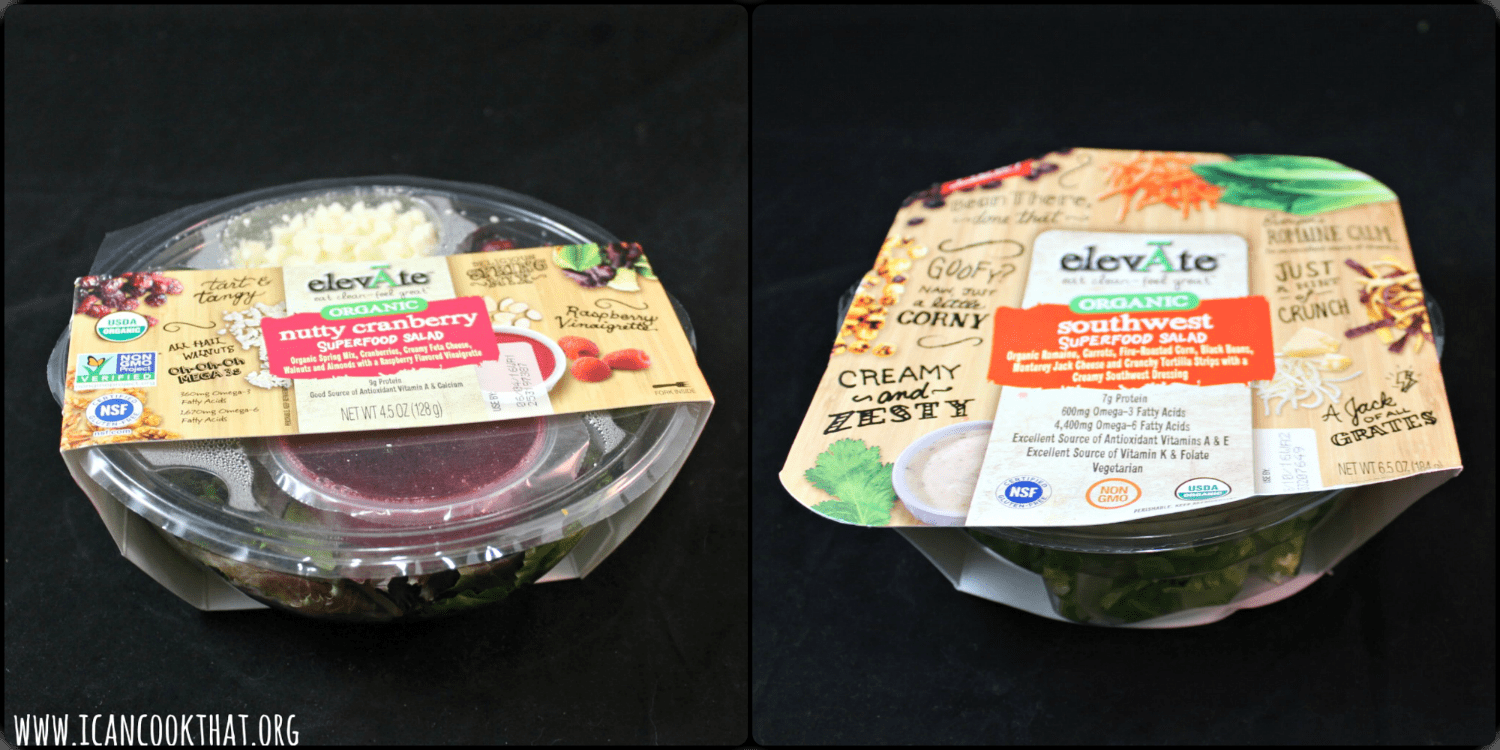 Ready Pac elevAte Salads #ElevateSuperFoods